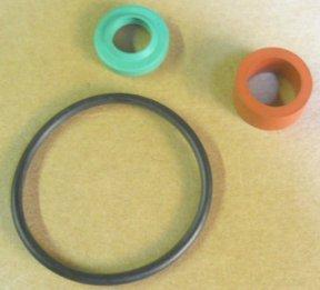 GTV INVESTMENTS 1 E81 Intake Manifold Preformed Seal 11617791235 7791235 NEW GENUINE