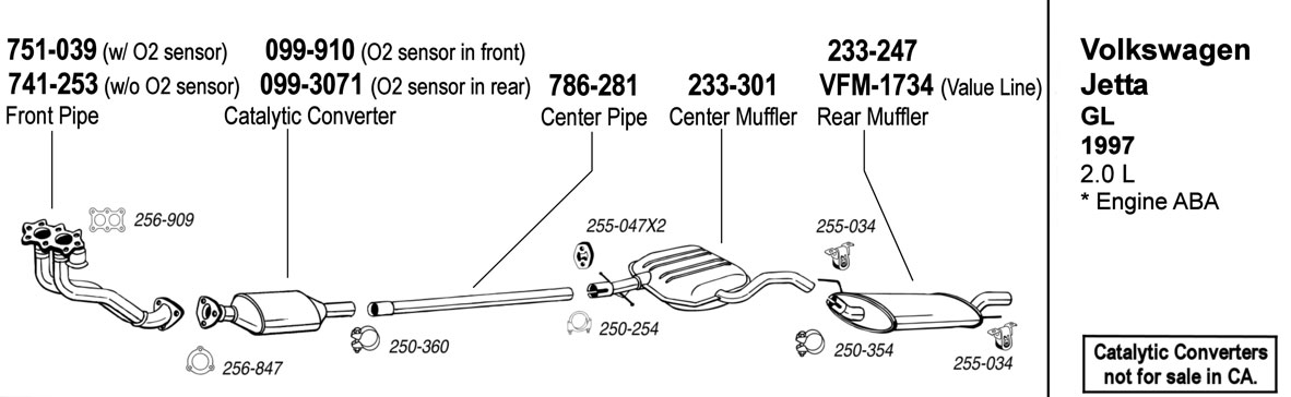 1997 vw jetta exhaust diagram - trusted wiring diagram •  govjobs.co