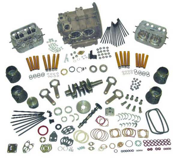 VW Beetle Engine Parts