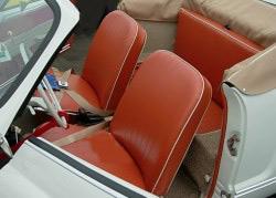 Evwparts Com Tmi Karmann Ghia Interior